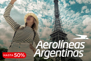 Beneficio Aerolineas Argentina